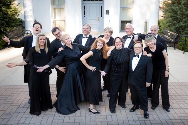 Elmhurst Choral Union Chamber Singers | elmhurstchoralunion.org