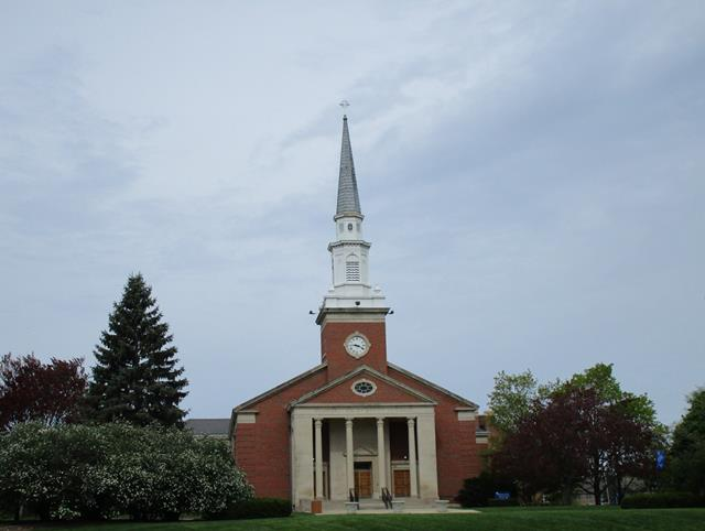 Hammerschmidt Chapel, Elmhurst, IL